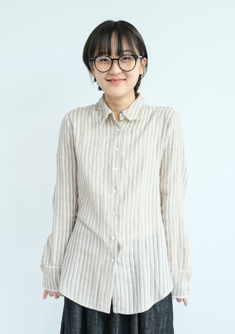 [당일출고] arizona stripe shirt [2 colors]