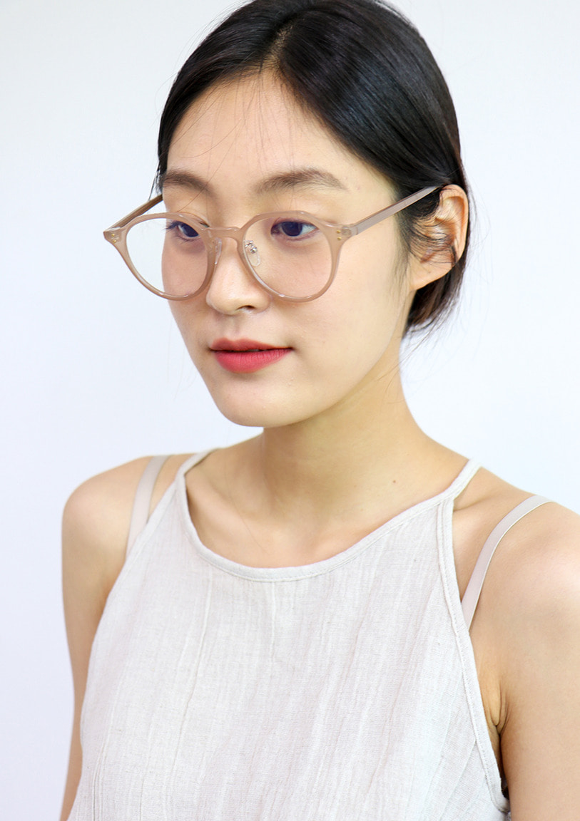 roof round glasses [2 clear version]
